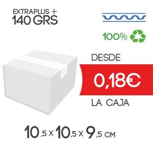 caja de carton 11x11x10 cm