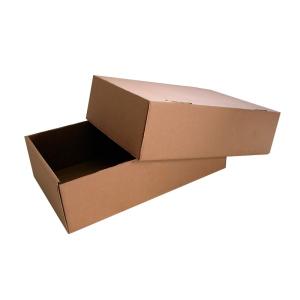Caja de Cartón de Tapa y Fondo