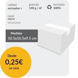 10.5x10.5x9.5 cm Exterior...
