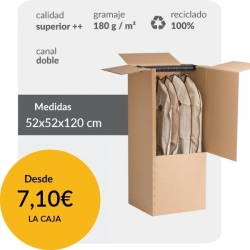 Conjunto Caja Armario
