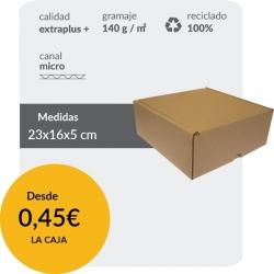 Caja Automontable Blanca...