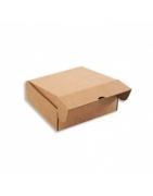 Cajas de Cartón Automontables con Tapa en Málaga