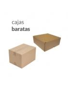 Cajas de Cartón Baratas - en Málaga
